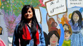 Carolina Escobar Sarti es la directora de La Alianza, encargada de proteger a las niñas y adolescentes que han sufrido abusos sexuales, violaciones o que han sido víctimas de la trata de personas en Guatemala. ASIER VERA